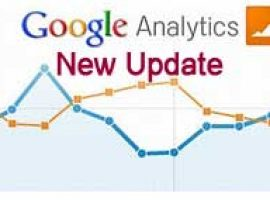 New update by Google – Google Analytics Gets a Facelift