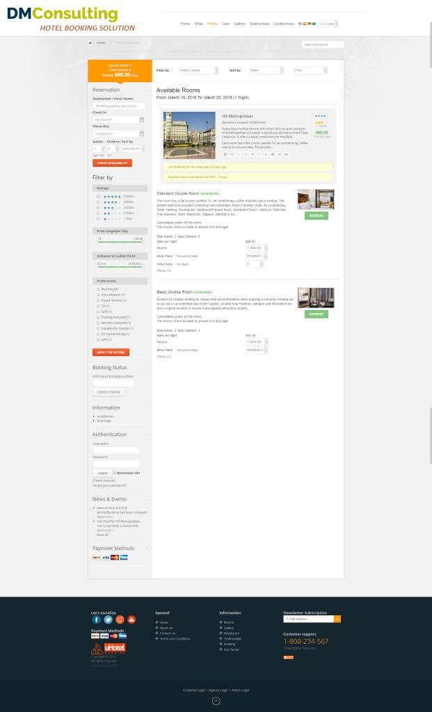 Hotel Reservation Software | Digital Marketing Services Yerevan